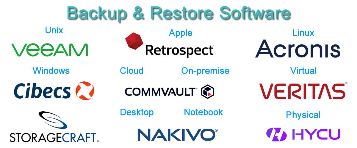 Backup & Restore Software